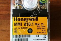 Блок управления SATRONIC MMI 810.1 Mod 33 HONEYWELL