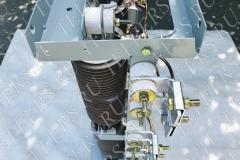 Блок резисторов Б6У2 ИРАК.434.332.004 по схема заказчика (4 элемента по 0,6 Ом)