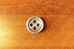 Гайка регулирующая задняя электродвигателя КГ 1605, КГ 1608 (кат. № 430036)