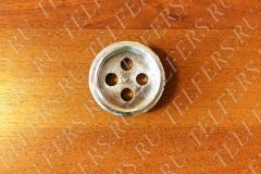 Гайка регулирующая задняя электродвигателя КГ 2412 (кат. № 430061)