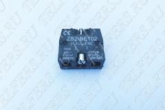Контактный блок NC односкоростной ZB2BE102