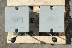 Командоконтроллер ККП по диаграмме заказчика (комплект для крана КС-5363)