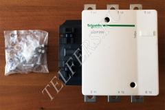 Контактор LC1F265M7 Schneider Electric TeSys F