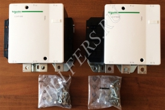 Контактор LC1F400M7 Schneider Electric TeSys F