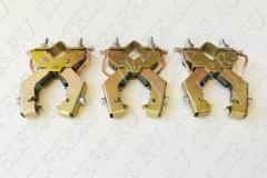 Щеткодержатели крановые МТ 0-1-2 (комплект 3 шт.)