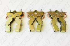 Щеткодержатели крановые МТ 3-4 (комплект 3 шт.)