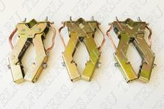 Щеткодержатели крановые МТ 4-5 (комплект 3 шт.)