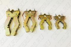 Щеткодержатели крановые для электродвигателей MT, MTF, MTH