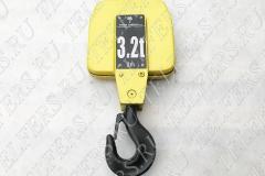 Крюковая подвеска в сборе 3,2 т. полиспаст 2/1 квадратная (кат. № 158367) Podem Gabrovo Ltd.