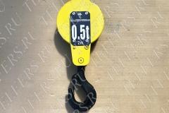 Крюковая подвеска в сборе 0,5 т. полиспаст 2/1 (кат. № 192100) Podem Gabrovo Ltd.