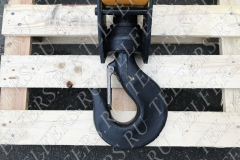 Крюковая подвеска в сборе 5,0 т. полиспаст 2/1 (кат. № 252844) Podem Gabrovo Ltd.