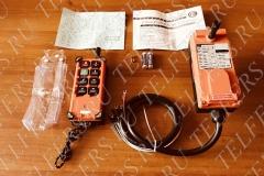 Радиоуправление F21-E1B (Китай, аналог TELECRANE)