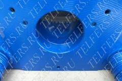 Тележка передвижения тельфера серии Т грузоподъемностью 0,5-1,0 т. без электродвигателя