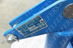 Тормоз колодочный ТКГ-400