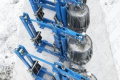 Тормоза ТКГ-160 с гидротолкателями ТЭ-30