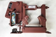 Тормоз колодочный ТКТ-100 в сборе с электромагнитом МО-100