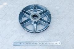 Тормозное колесо (вентилятор) электродвигателя КГ 2008-6, КГ 2011-6 (кат. № 227357, 280119)