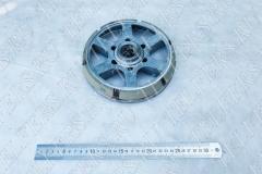 Тормозное колесо (вентилятор) электродвигателя КГ 1605-6, КГ 1608-6 (кат. № 345045)