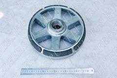Тормозное колесо (вентилятор) электродвигателя КГ 2412-6 (кат. № 280055)