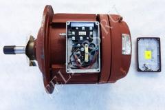 Электродвигатель подъема КГЕ 2011-6 ТР1, КГ 2011-6 (4,5 кВт, 920 об/мин., 3,2 т.)