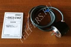 Энкодер инкрементальный Omron E6C2-CWZ6C