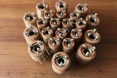 Блоки контактных колец для талей грузоподъемностью 1-12,5 т.