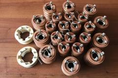 Блоки контактных колец для талей грузоподъемностью 0,5-12,5 т.