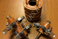 Блок контактных колец (коллектор кольцевой) со щеткодержателем для тали серии ТЭ грузоподъемностью 3,2-12,5 тонн