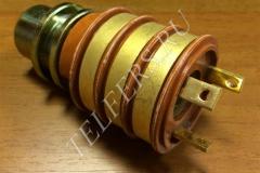 Блок контактных колец (коллектор кольцевой, токосъемник) для тали серии ТЭ грузоподъемностью 1-2 тонны
