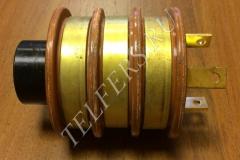 Блок контактных колец (коллектор кольцевой, токосъемник) для тали серии ТЭ грузоподъемностью 3,2-12,5 тонн