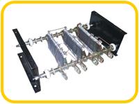 Блок резисторов серии БРП