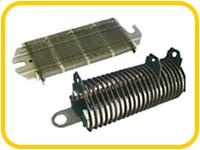 Запасные части для блоков резисторов