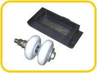 Запасные части для токоприемников