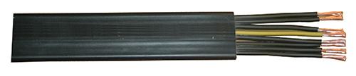Кабель плоский (flat cable) серии YFFB
