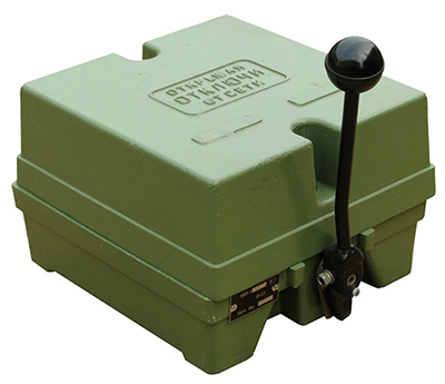 Командоконтроллер ККП