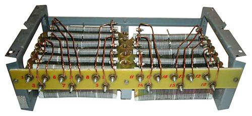Блок резисторов ЯС-3