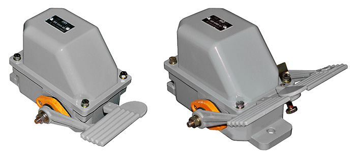 Выключатели серии НВ700 (НВ-701 У1, НВ-702 У1)