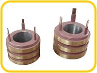 Блоки контактных колец для крановых электродвигателей