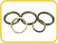 Контактные кольца для крановых электродвигателей